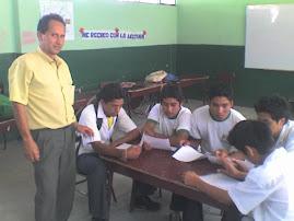 Alumnos de quinto B