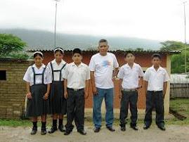 Alumnos del 3º grado de Educacion Secundaria