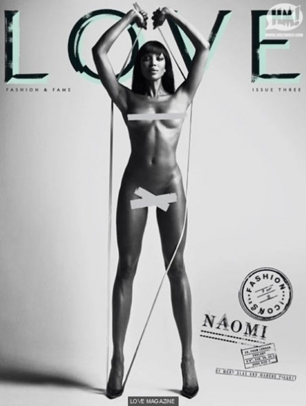 Naomi Campbell Gq. NAOMI CAMPBELL NAKED ON THE