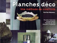 Planches Déco, une méthode de créativité