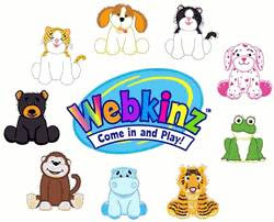 Choose a free Webkinz code