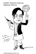 Shashi Tharoor..before joining potitics