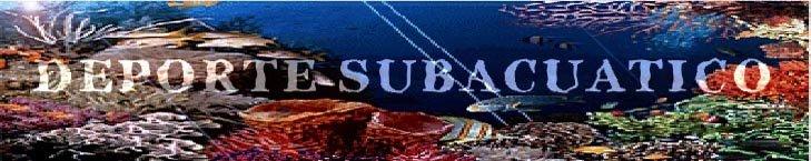 Deporte Subacuatico