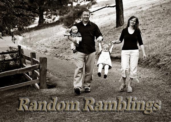 Random Ramblings