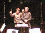 Joan and Zubin Mehta