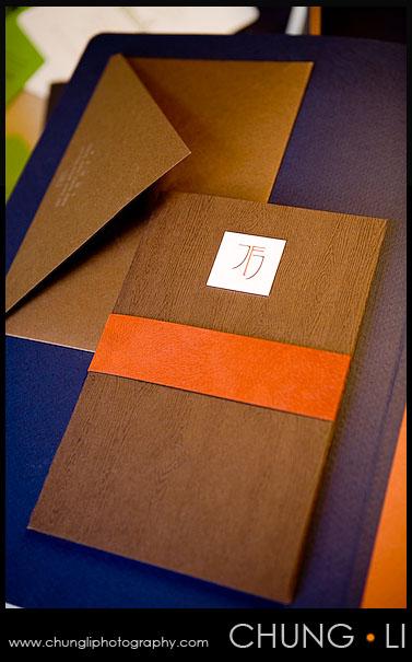 wedding invitation card twig and fig berkeley