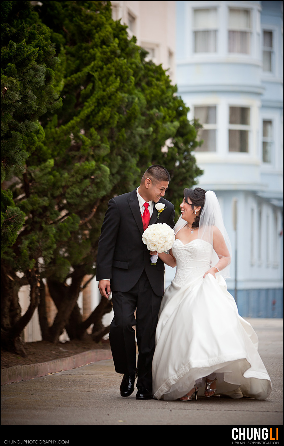 usf saint ignatius church wedding hyatt photographer