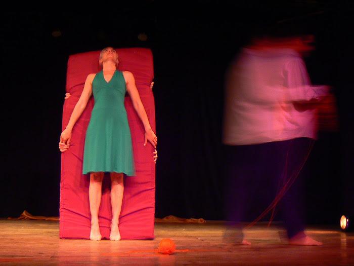 Dolce far niente - estreno  Foro de teatro-danza JUJUY