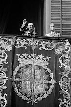 La última carcajada de Francisco Franco