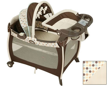 New Graco Pack N Play Playpen Review