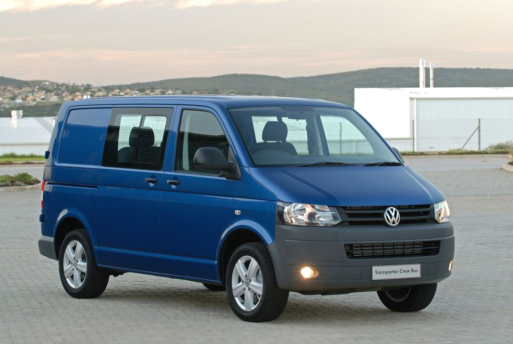 IN4RIDE: VOLKSWAGEN T5 RANGE GETS NEW FACE, ENGINES, FEATURES