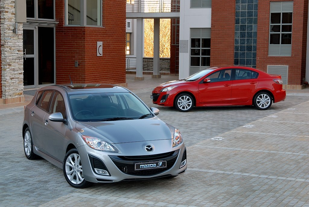 in4ride mazda3 achieves 5 star safety rating. Black Bedroom Furniture Sets. Home Design Ideas