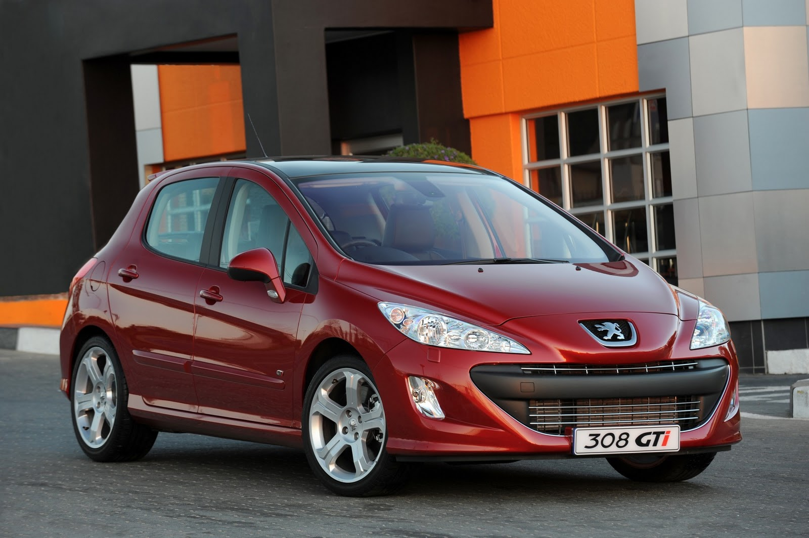 in4ride peugeot 308 gti announced. Black Bedroom Furniture Sets. Home Design Ideas