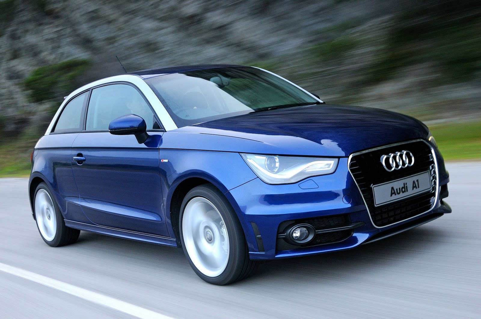 in4ride new audi a1 hatch driven in mpumalanga. Black Bedroom Furniture Sets. Home Design Ideas