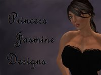 Princess Jasmine Designs