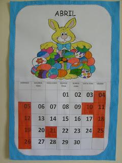 produzindo cartaz com recursos de impressão calendario