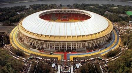 Messi set for Luzhnikí stadium