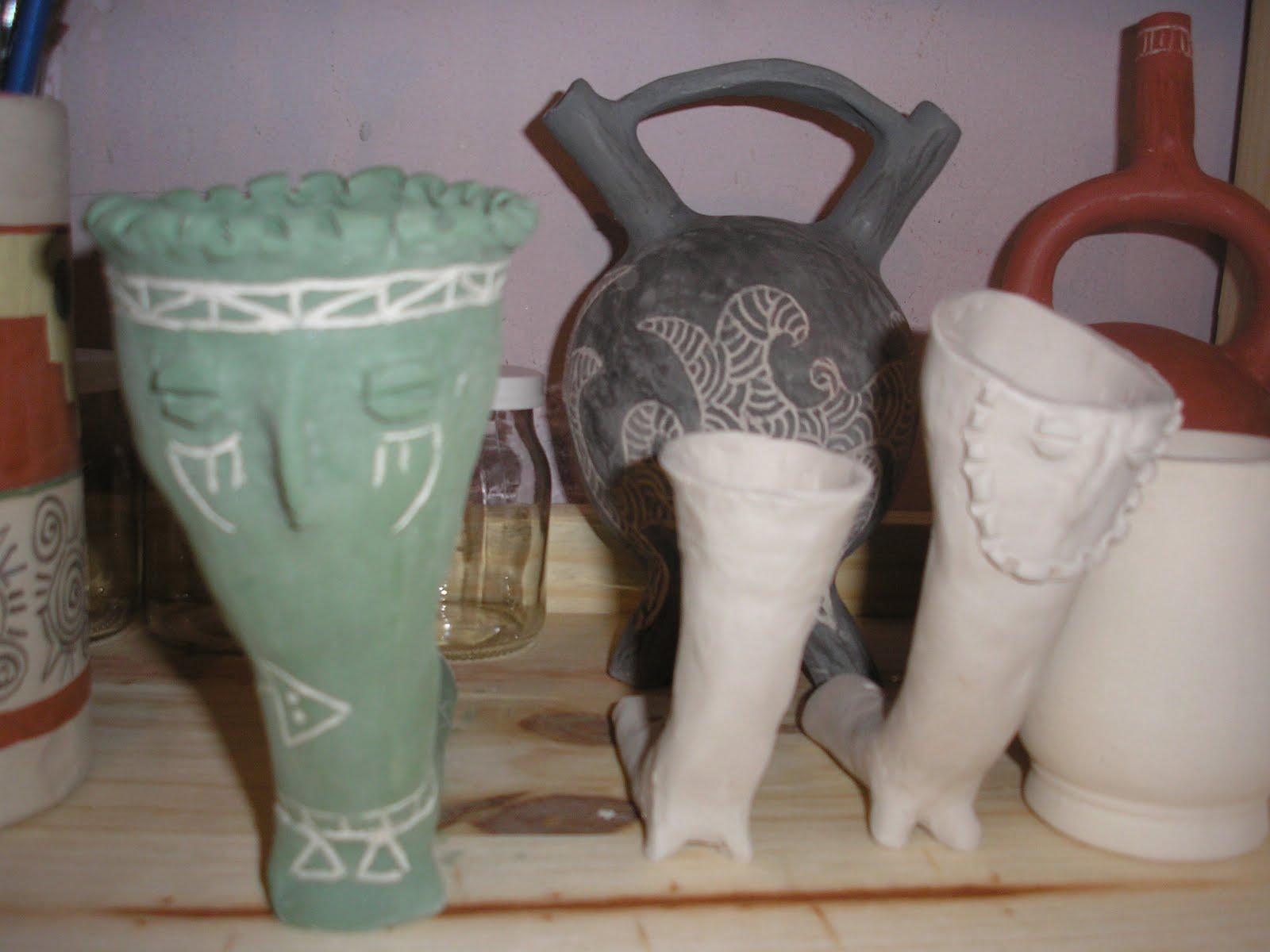 Tazas Ceramica Clases De Ceramica Indigena