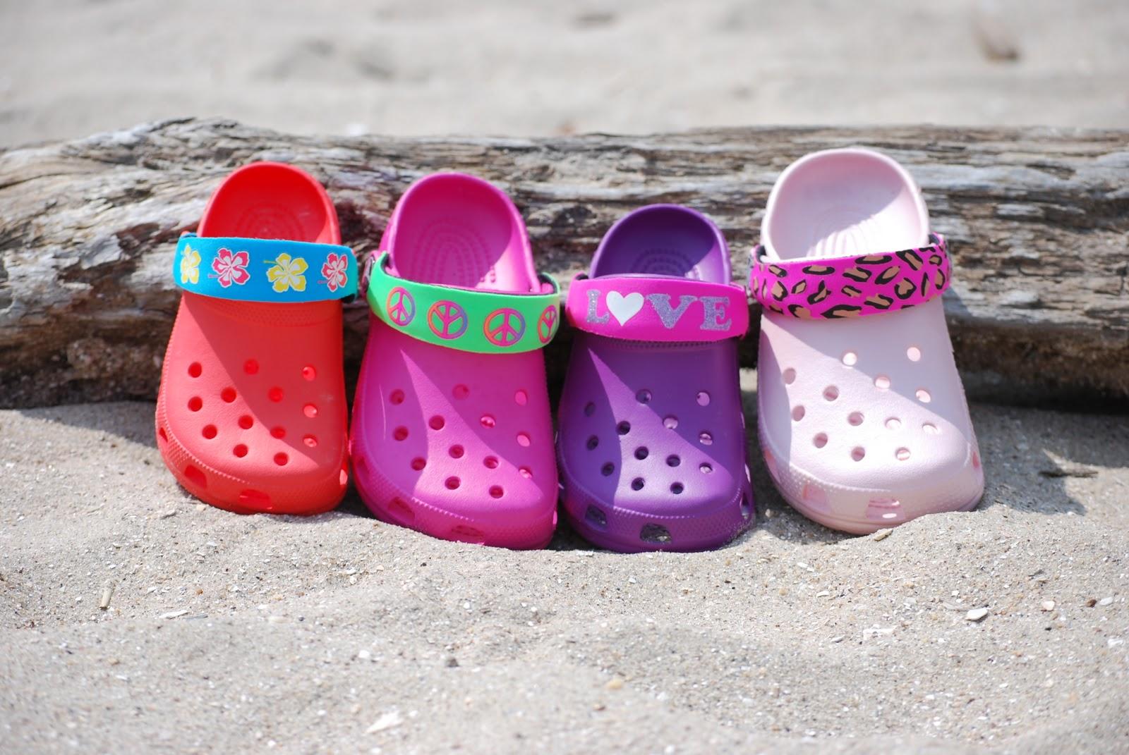 Croc Shoe Decorations Flip Out Mama Review Funkibanz Kids Crocs Shoe Accessories