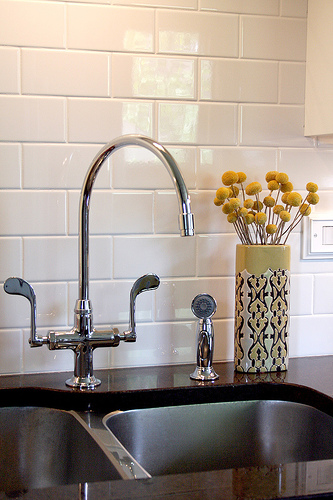 We've been asked about where to find cheap subway tile