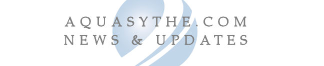 AquaSythe News & Updates