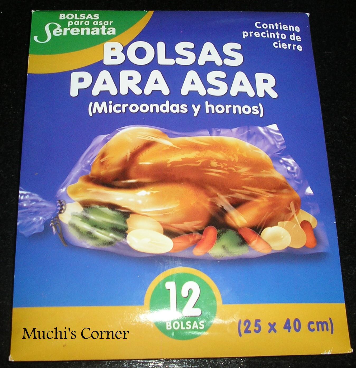 Muchi 39 s corner pescado con verduras al horno en bolsa paso a paso - Cocinar pescado en microondas ...