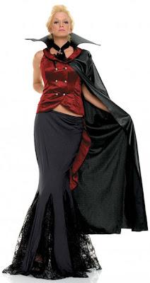 bloody vampire costume