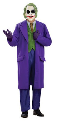 Joker Costume for Halloween