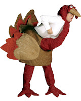 Christmas Turkey Costume