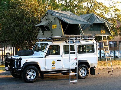 Self Drive Camping and 4x4 car hire in Namibia