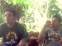 José y Aaron