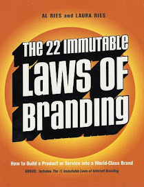 brain food # 2 : the 22 immutable laws of branding