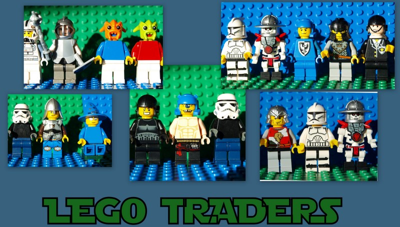 Lego Traders
