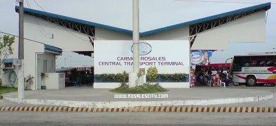 Carmen Rosales Terminal