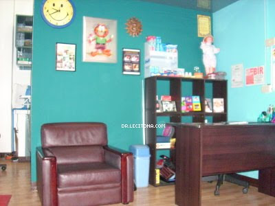 Malabon Dental Clinic Reception Area