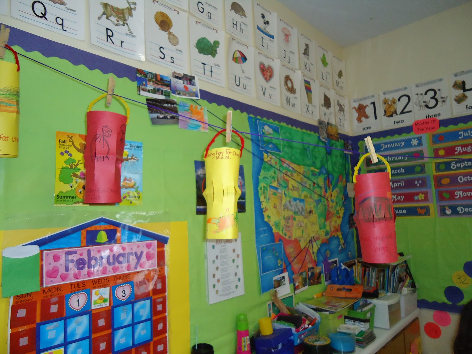 Kindergarten Classroom Decoration : Little illuminations gung hay fat choy chinese new year