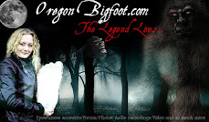 Oregon Bigfoot