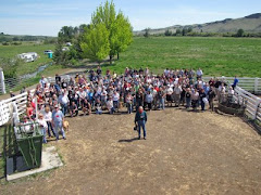 All 250 (or so) Attendees at the Yakima Bigfoot Round-Up