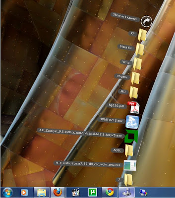 Stacks Windows 7