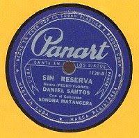 DANIEL SANTOS....EL INQUIETO ANACOBERO