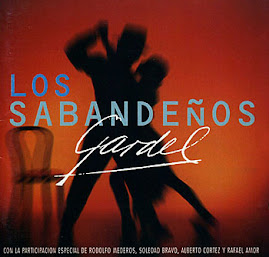 """LOS SABANDEÑOS """" GARDEL"""""""