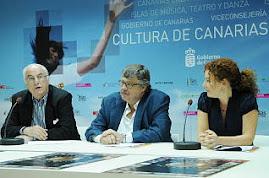 DON ELFIDIO ALONSO QUINTERO DIRECTOR DE LOS SABANDEÑOS EN LA CONFERECIA DE PRENSA