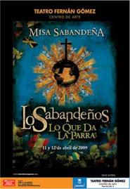 """"""" LOS SABANDEÑOS """" EN TENERIFE Y MADRID EN ABRIL"""