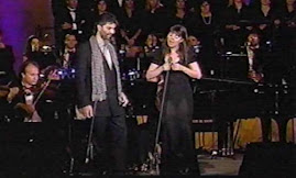 ANDREA BOCELLI JUNTO A SARAH BRIGHTMAN