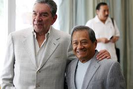 MANZANERO Y MUÑIZ ESTUVIERON JUNTOS EN PUERTO RICO