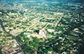 Vista Panoramica de Santiago de Cuba