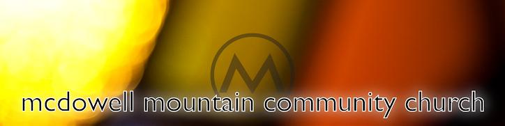 mcdowell mountain community church