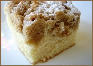 Sweet Kat's Kitchen: RICH COFFEE CRUMB CAKE