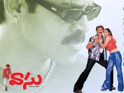 Vasu (2002) [Telugu] SL YT - Venkatesh, Bhoomika Chawla.