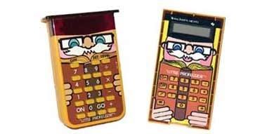 number 5 the little professor calculator thank you little professor